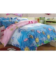 New Bed Duvet Cover&Pillow Case&Sheet Bedding Set Twin/Single Queen/Double King Design 14
