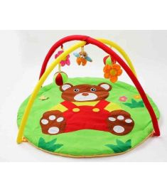 3D Activity Play Mat Gym Educational Toys Baby Game Play Gym Mat Infant Blanket Gym Baby Educational Pads