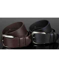 Men's Belt Genuine Leather for Mens Belts Luxury Alloy Buckle