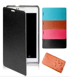 Ultra-thin Slim Leather Phone Cases Cover For Sony Xperia SP M35h M35c C5303