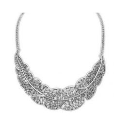 Collar Chain Zinc Alloy  Pendant Necklace jewelry