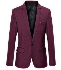 Wedding Suits for Men Black Size S-XXXXL