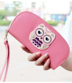 Owl Women Wallet