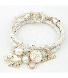 Elephant Charm Bracelets & Bangles