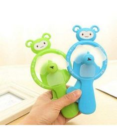 Electric Fan Cartoon Sheep Hand Small Fan