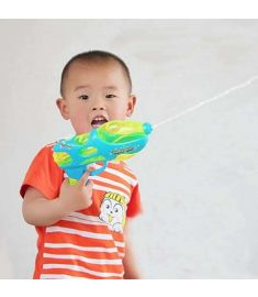 Children Air Pressure Water Gun