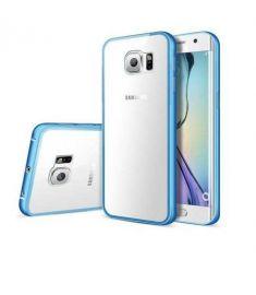 Slim Crystal Clear Aluminum Metal Samsung Galaxy S6 Edge G9250 Shockproof