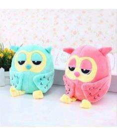 Plush Owl Toy 21CM