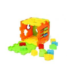 3D Block Matching Educational Baby Toy
