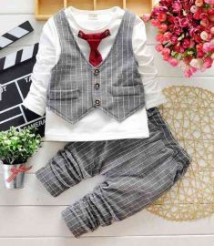 Baby Boy Clothes Sets Gentleman Suit
