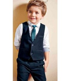 Leisure Clothing Sets Baby Boy Vest