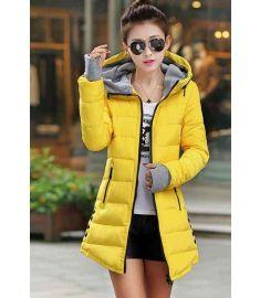 Womens Cotton Padded Jacket