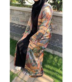 Classical Silk Kimono