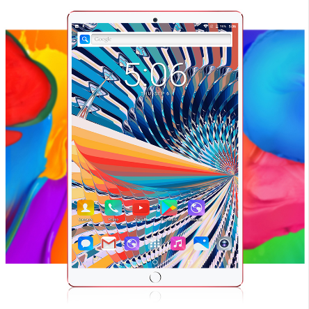 Teclast T20 4G LTE Network Tablet PC Fingerprint Lock MT6797 X27 Deca Core  4GB ROM 64GB RAM Dual WiFi 13 0MP